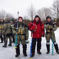 Три рыбаря :: Miko Baltiyskiy