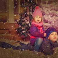 Зима :: Елена Буравцева