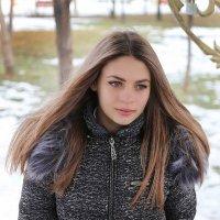 Алина :: Alexander Varykhanov