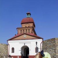 Кузнецкая крепость :: Юрий Лобачев