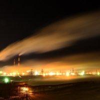 Промышленный пейзаж... :: Витас Бенета