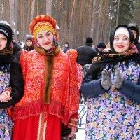 Масленица в Кузбассе :: Наталья Петровна Власова