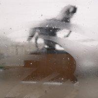 Дождливый день. :: Харис Шахмаметьев