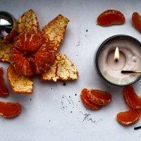 Запоздалое - новогодняя атмосфера :: Марта Маркова