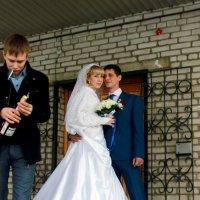 свадебное. у каждого есть такой друг... :: Екатерина Панфилова