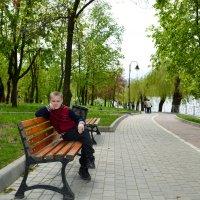Набережная Донецк :: Любовь Кожевникова