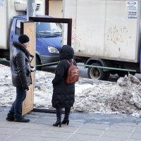 Добро пожаловать! Вытирайте ноги!  :: Ренат Менаждинов