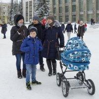 Северодвинск. Масленица (5) :: Владимир Шибинский
