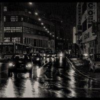 В суете городов и в потоке машин, возвращаемся мы, просто некуда дется.... :: igor