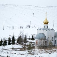 Костомаровский Спасский женский епархиальный монастырь :: Наталья Шелыганова