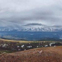 Северо-Чуйский хребет :: Оля Володина (Бурмистрова)
