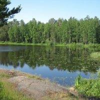 Валаам . Лещевое озеро. :: Татьяна