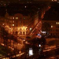 Февральская Прага :: Анна Янн