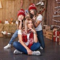 Жанна с дочками =) :: Мария Дергунова