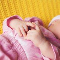 Маленькие пальчики :: Любовь Темиз