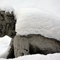 Под снегом :: Асылбек Айманов