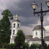 В Царицынском парке :: Виктория Семенова