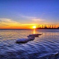 Последнее дыхание зимы... :: Александр Сергеевич