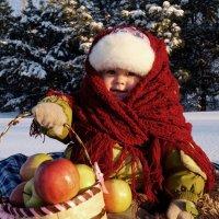 Ох уж зимушка, зима :: Евгения Сенченко