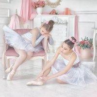 Балерины :: Марина Лялюк