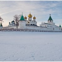Кострома. Монастырь. :: Олег Савицкий