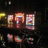 Ночные огни Амстердама :: Ольга Теткина