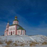 Ильинская церковь,1744г. :: Сергей Цветков