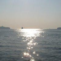Владивосток..... Уссурийский залив. (2007 год, камера Canon PowerShot A710 IS) :: Elena Izotova