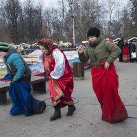 Масленица в Сокольниках :: marmorozov Морозова
