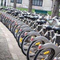 Велосеть Парижа :: Наталия