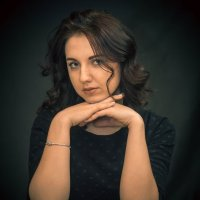 грустная Настя... :: Александр Александр