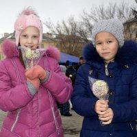 Яблоки в карамели.... :: Дмитрий Петренко