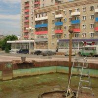 Если у тебя есть фонтан...  (Прутков) вариант №2 :: Михаил Полыгалов