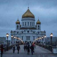 Дорога к храму :: Elena Ignatova