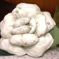 Я нашла себя в этой подушке :: Наталья Дорошенко