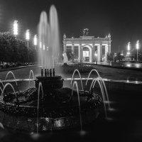 Город в городе. ВДНХ. Москва :: Олександр Волжский