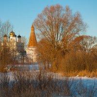 Зимний вечер. Иосифо-Волоцкий монастырь :: Alexander Petrukhin
