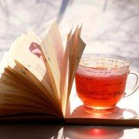 Мартовский  чай :: Наталья Казанцева