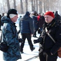 Коллеги :: Дмитрий Арсеньев