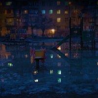 мир зазеркалья... :: Павел Бутенко