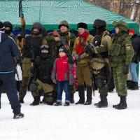 в день защитника Отечества :: gribushko грибушко Николай
