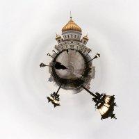 Сферическая панорама Храма :: AristovArt
