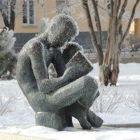 ценитель хорошей литературы :: Евгения Чередниченко