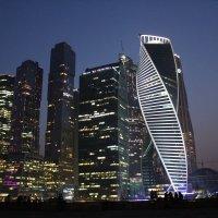 Вечерняя Москва :: Galina ✋ ✋✋