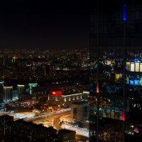 Ночной город :: Дмитрий Бубер