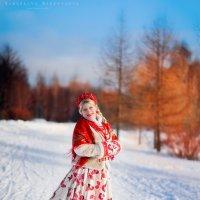 зимняя прогулка :: Ярослава Бакуняева