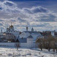 Покровский монастырь :: Сергей Цветков