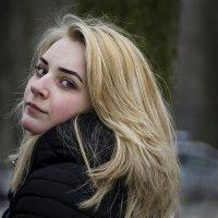 незнакомая блондинка :: ник. петрович земцов