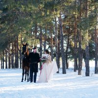 Свадебное :: Елена Полякова