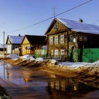 зима похоже я на весну :: Сергей Кочнев